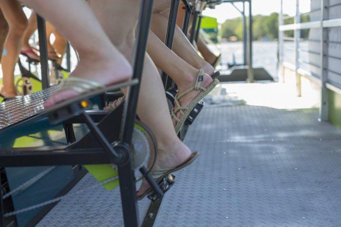 Floating pedal bar Charleston SC
