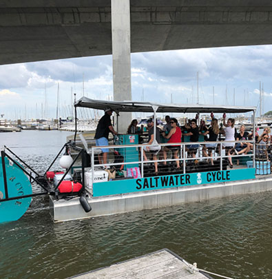 boat tours charleston sc