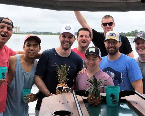 5 Epic Things to Do For Your Bachelor Party in Charleston, SC