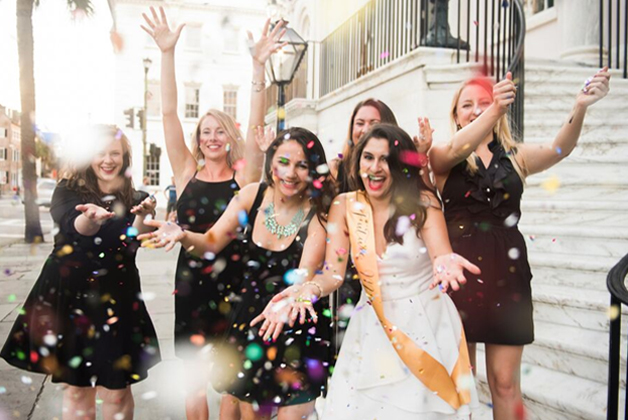 The Ultimate Guide To A Bachelorette Weekend In Charleston